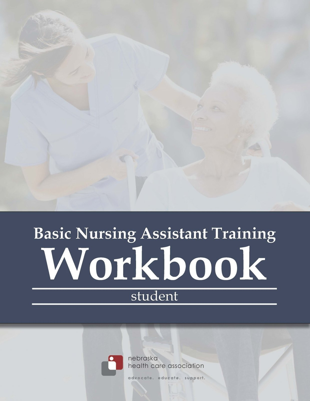Basic Nursing Assistant Training Student Manual And Workbook Fifth